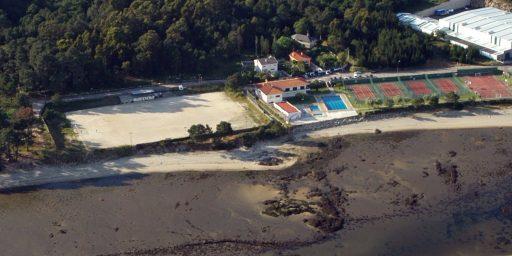 playa del codesal
